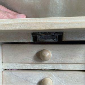 Storage & Organization - Handcrafted Wooden Jewelry Box Organizer